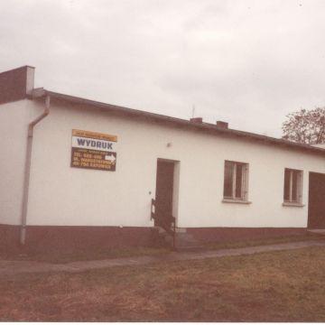 Początki Drukarni Wydruk w Katowicach