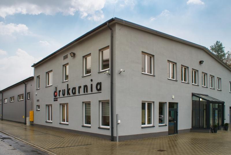 nowa siedziba drukarni katowice