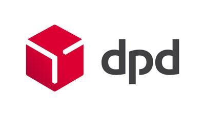 Logo DPD - współpraca z drukarnią katowice