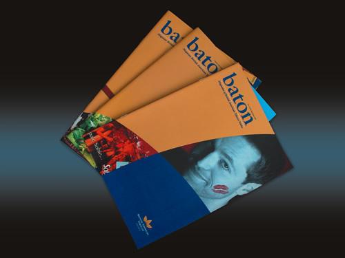 wydruk magazynów reklamowych