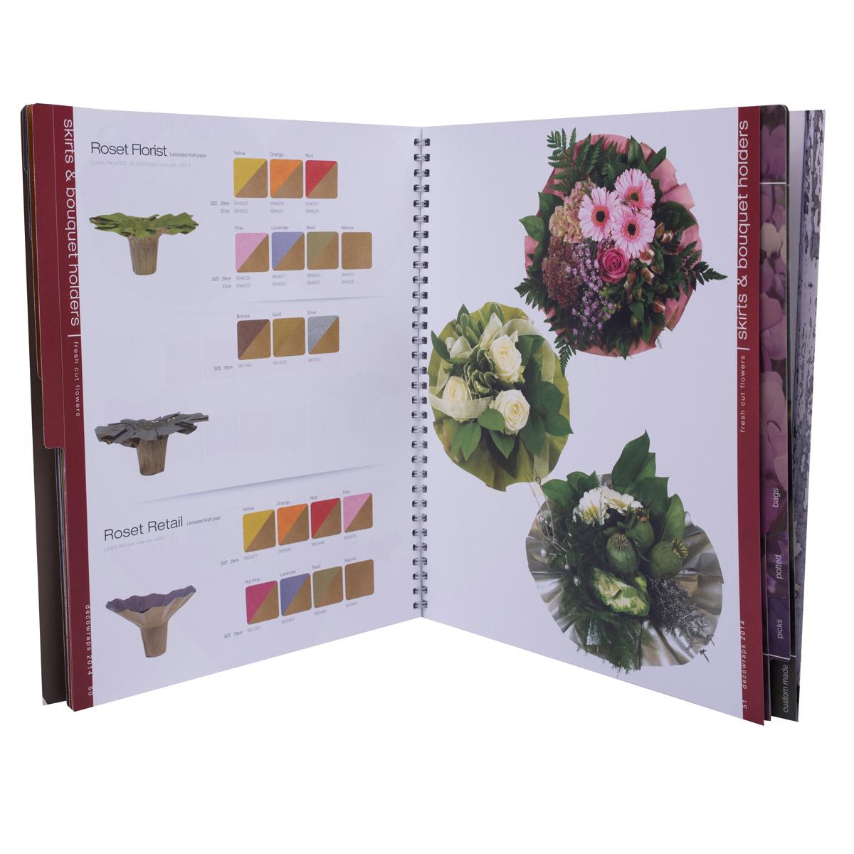 wydruk katalogów produktów