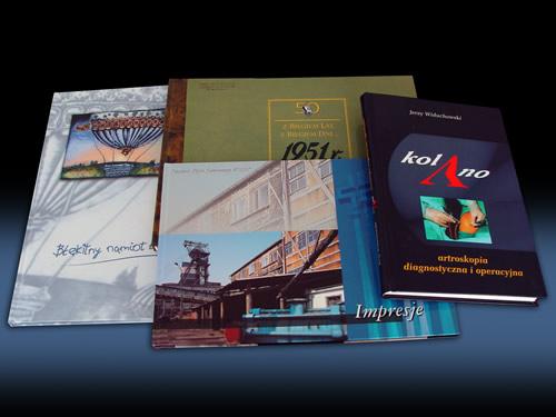 druk książek w twardej okładce