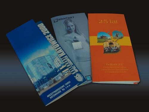 druk broszur firmowych