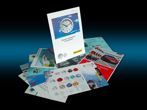 wydruk kart katalogowych