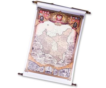 druk map
